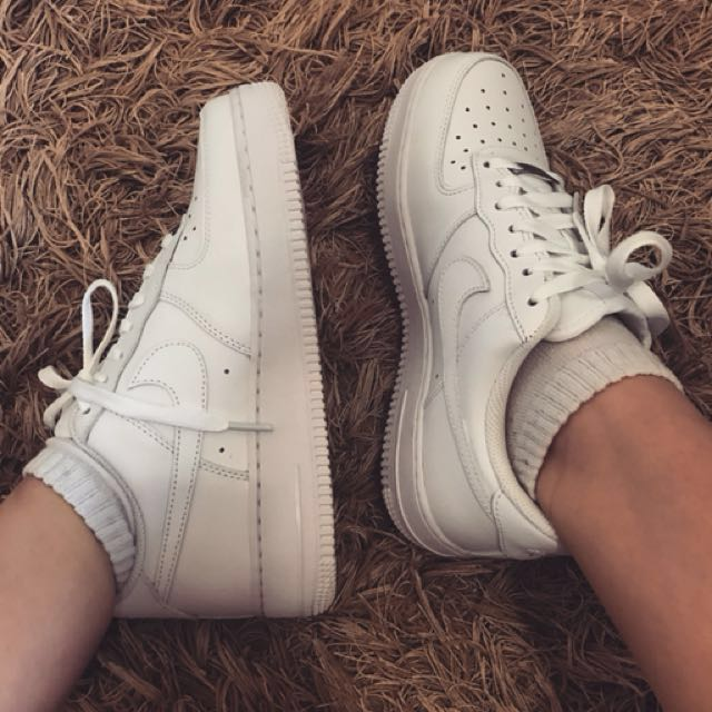 Nike Airforce Size 8 Womens