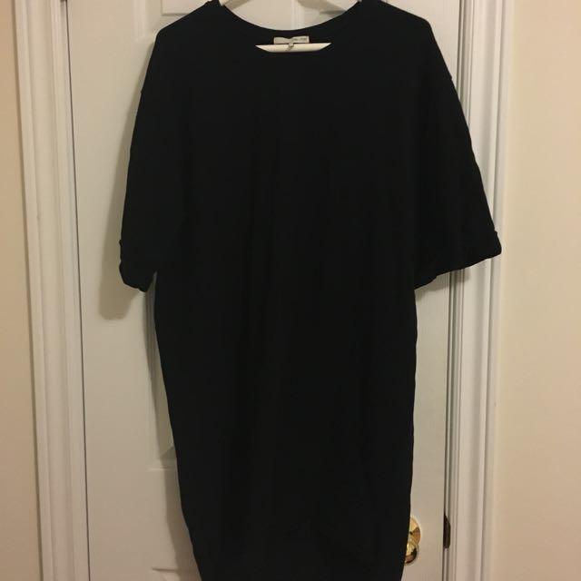 Oak and Fort Oversize T-Shirt Dress