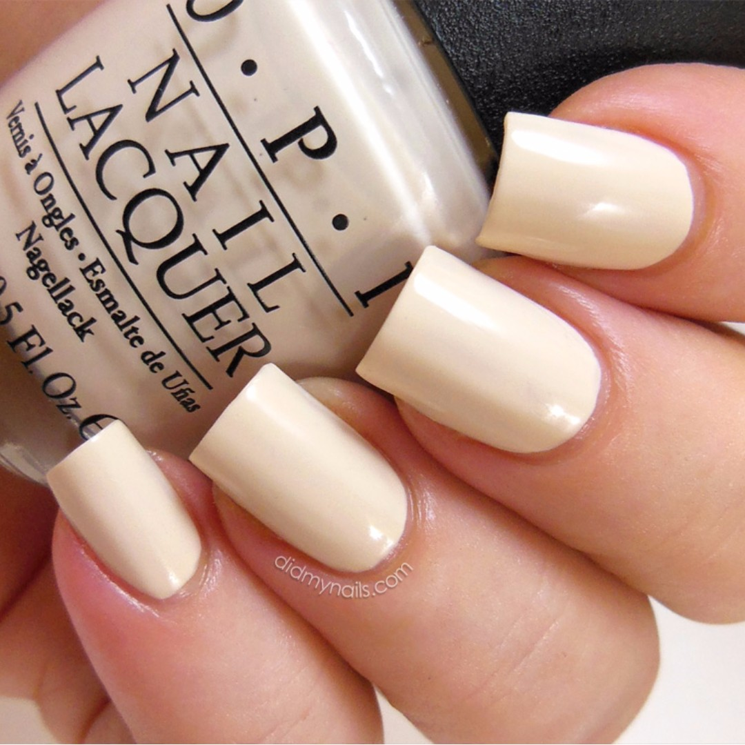 OPI My Vampire is Buff #NLE82 - Nail Lacquer 15mL, Health & Beauty ...