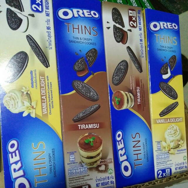 Oreo Thins :-)