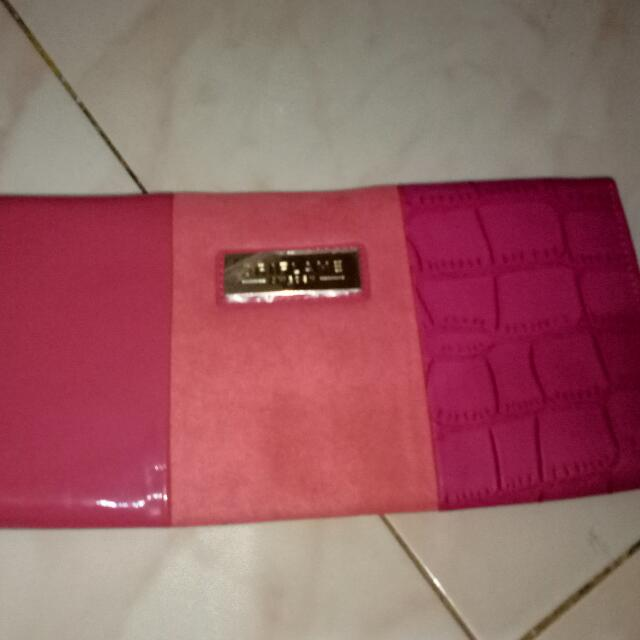 Oriflame Pink Clutch