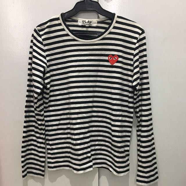 PLAY by Comme Des Garcons Long Sleeve Shirt