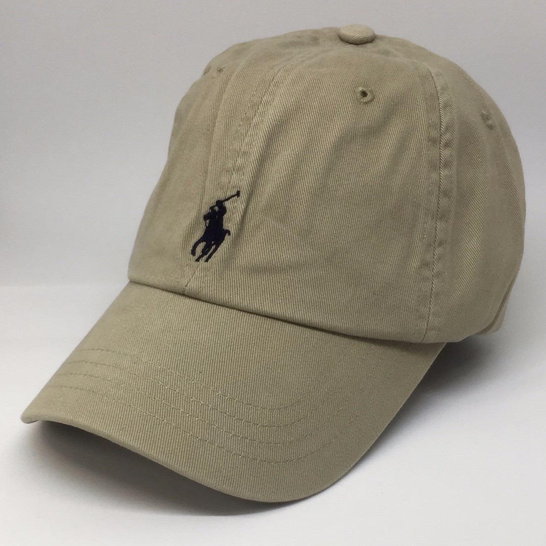 3db85c3ff (Sold Out) Polo Ralph Lauren Baseball Cap Nubuck/Navy Pony, Women's  Fashion, Accessories on Carousell