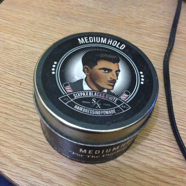 POMADE SICPACK MEDIUM HOLD
