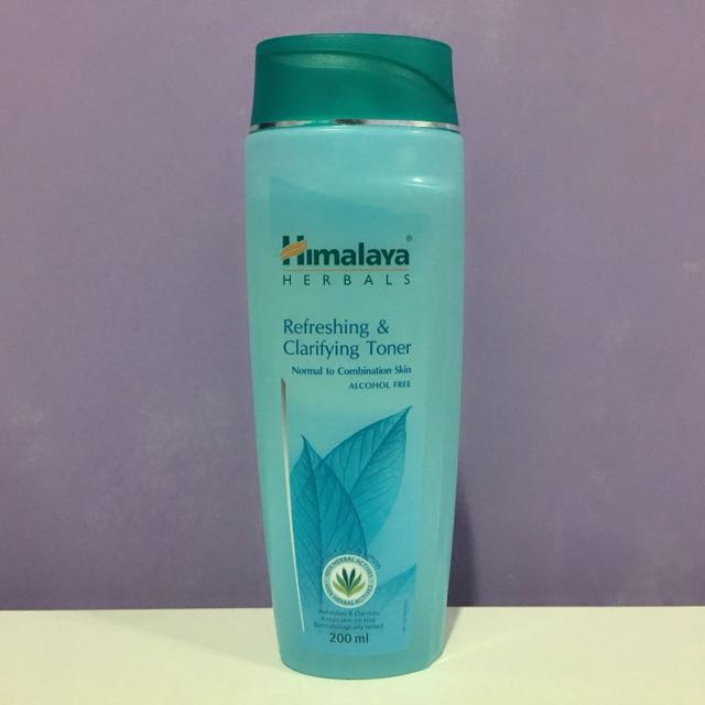 Preloved Himalaya Refreshing & Clarifying Toner