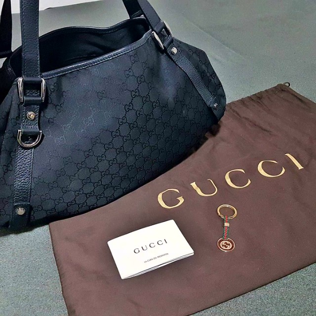 Preowned authentic Gucci bag