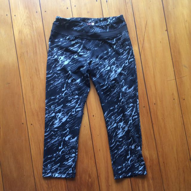 Puma Athletic Cropped Leggings