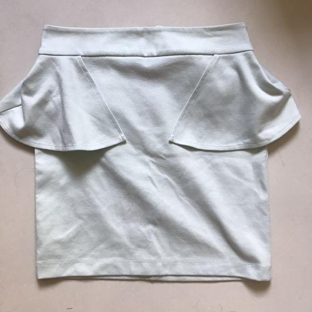 REPRICED! Charlotte Russe Plum Skirt