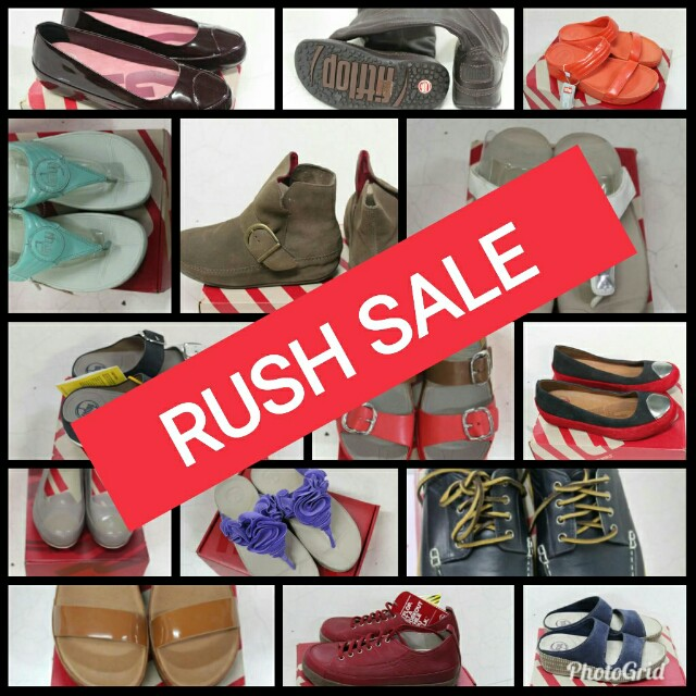 Rush Sale Original FITFLOPS
