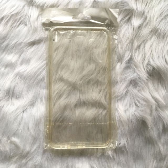 Samsung E7 clear case