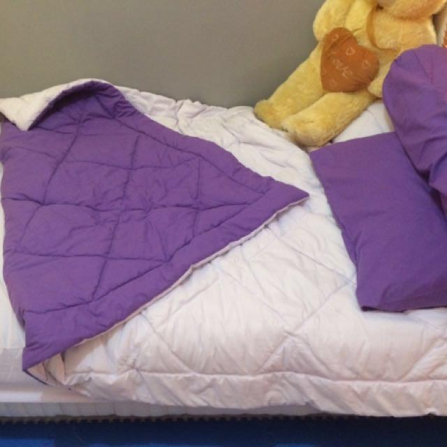 Satu Set Bed Cover