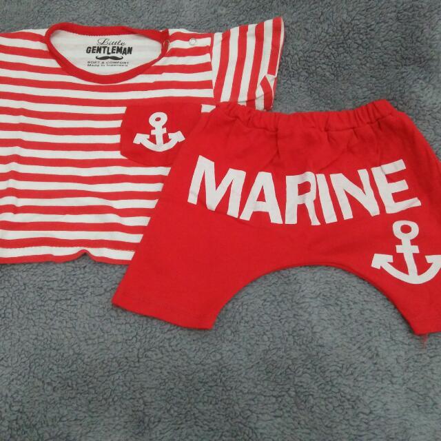 Setelan Marine