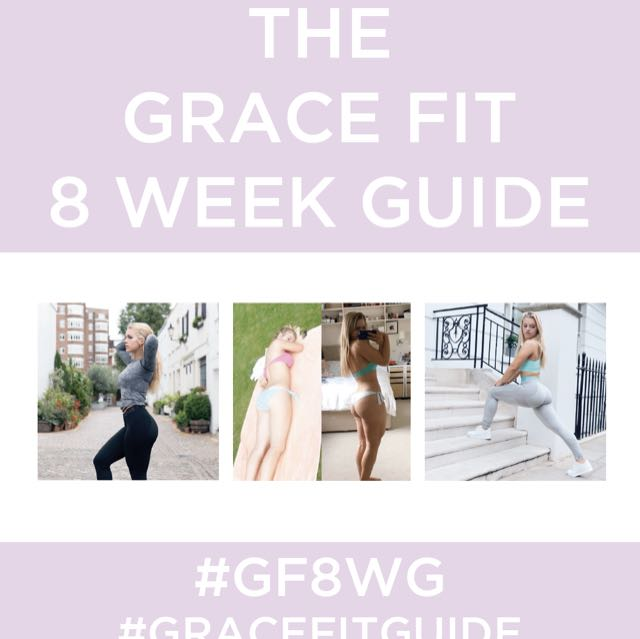THE GEACE FIT 8 WEEK FITNESS GUIDE EBOOK