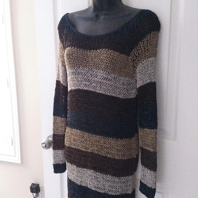 Theory Sweater Dress from Aritizia Size S