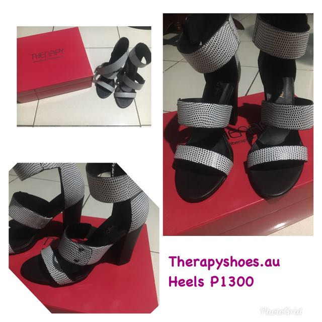 Theraphy Heels