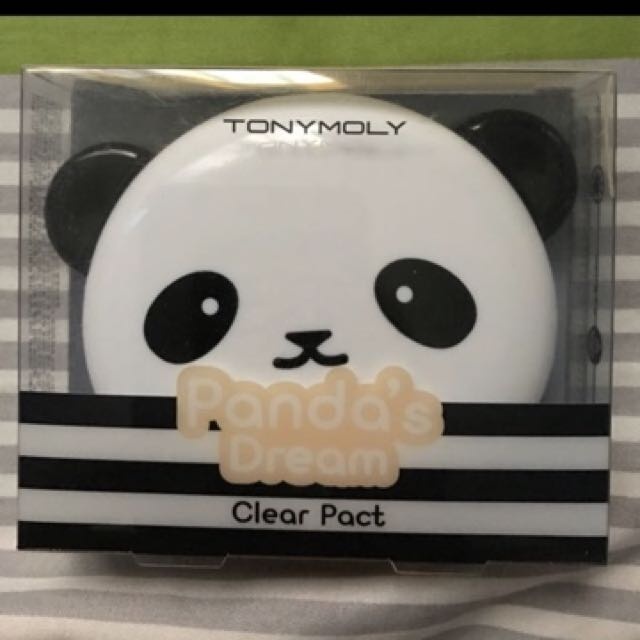 Tony moly clear pact