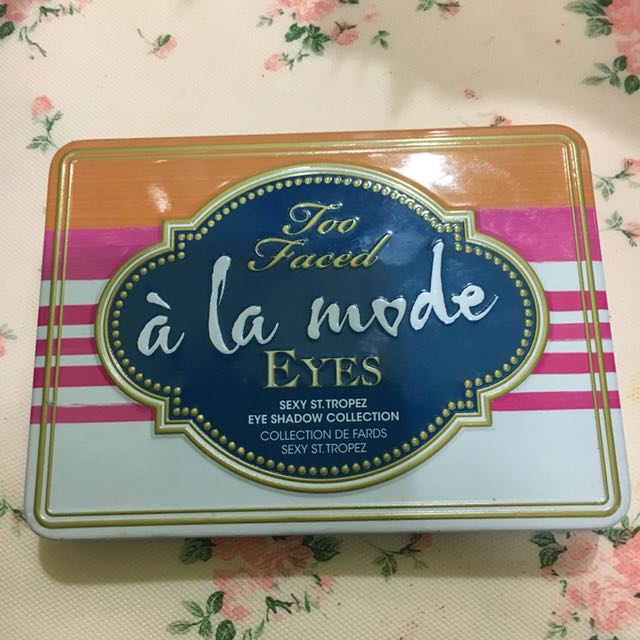 Too Faced Ala mode Eyes Eyeshadow