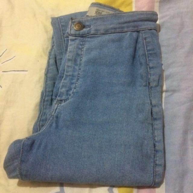 Topshop Joni Jeans Petite