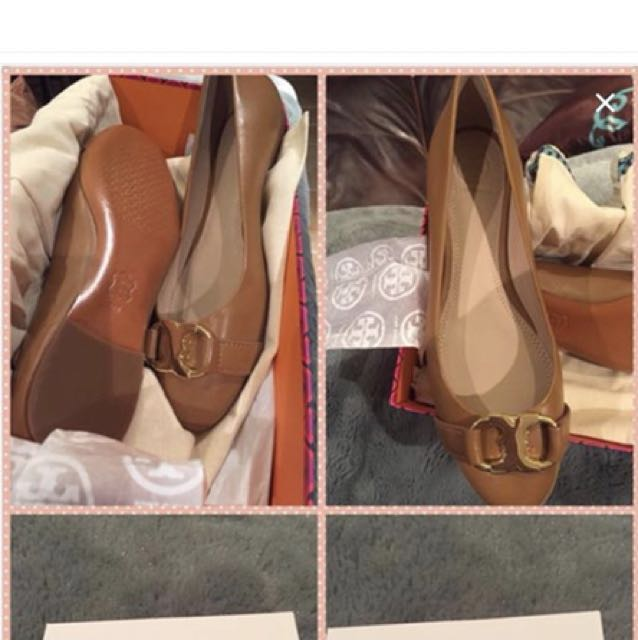 Tory Birch Flats (leather)