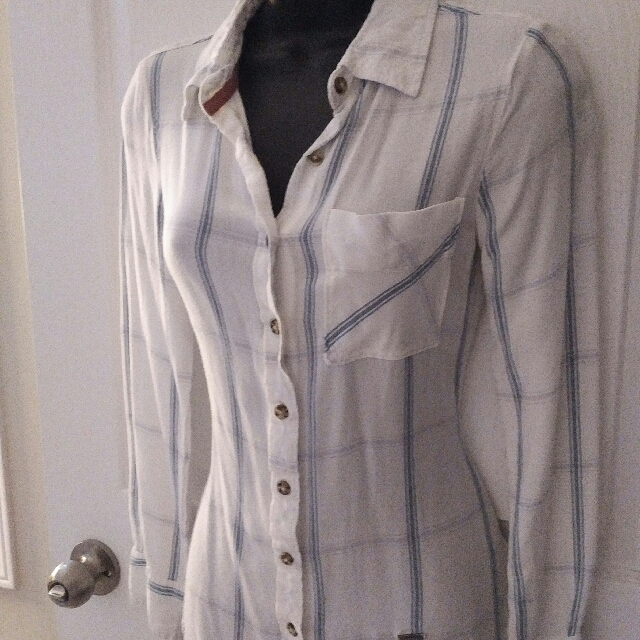 Triple Five Soul Dress Shirt Size S