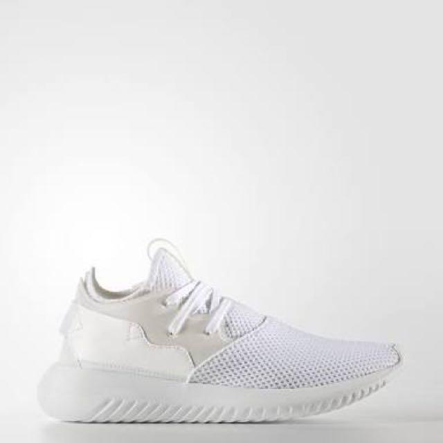 Tubular Entrap White Shoes Womens