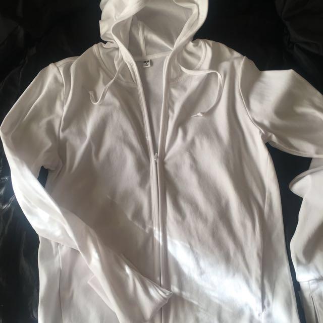 Uniqlo Airism Activewear Thin Jacket