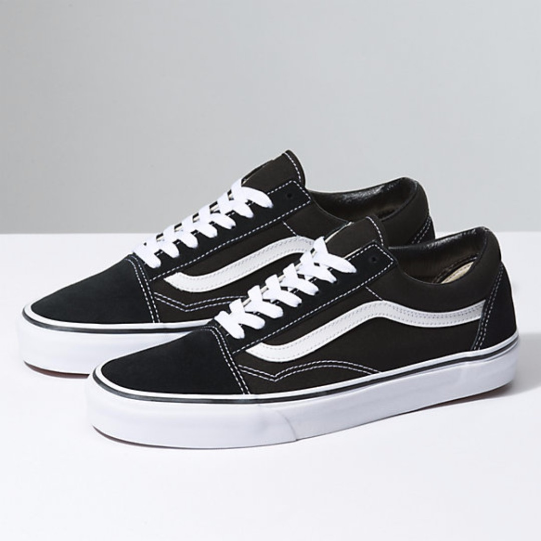 9f8161971f VANS Old Skool Shoes (Brand New Black)