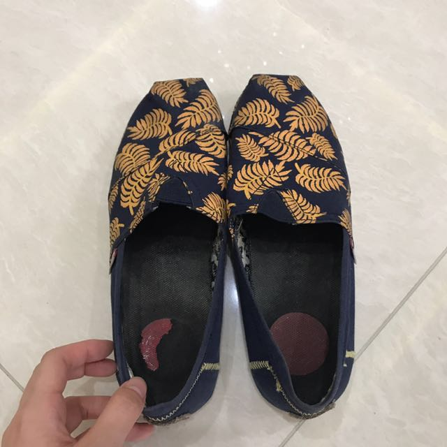 Wakai Pattern Shoes