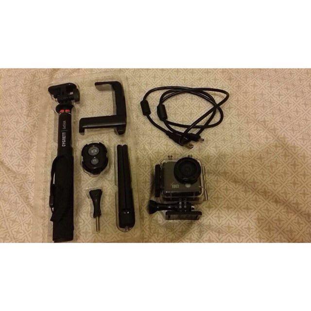 X80 Action Camera