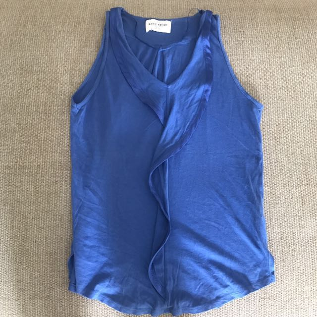 ZARA Blue Top