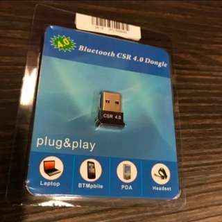 Bluetooth CSR 4.0 v dongle usb stick (bulk purchase available)