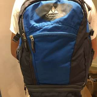 VAUDE Bike Alpin Vent 30+5 Backpack