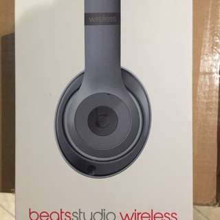 Beats by Dre Studio Wireless 2.0 Metallic Sky