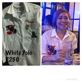 White poll