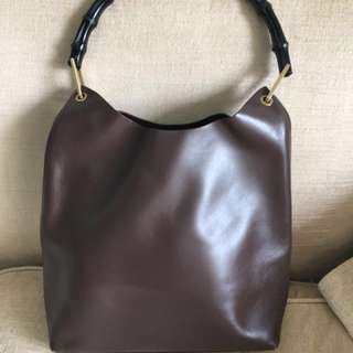 100%authentic Gucci Bag With Bamboo Handle