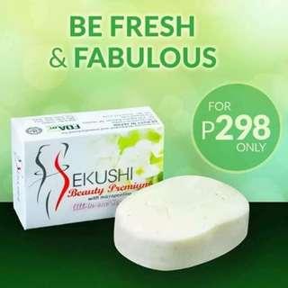 Sekushi Beauty Soap