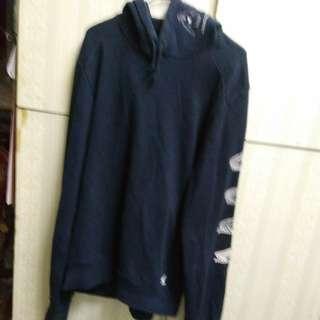 日版 Honda 男裝全棉長袖衛衣