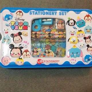 Tsum tsum stationery set