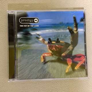 Prodigy | The Fat Of The Land | CD Album