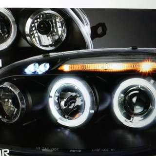 VOLKSWAGEN Golf/Jetta 5 Headlights Set