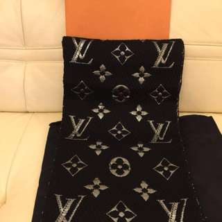lv scarf頸巾圍巾