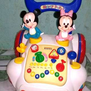 Pre-Loved Disney Push walker  Japan made