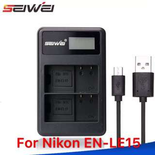 Nikon EN-LE15 charger (3rd party)