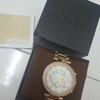 Original Michael Kors Watch