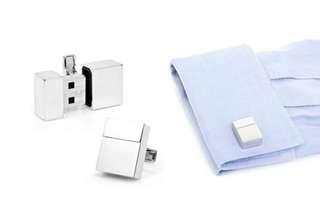 USB Cufflinks (8GB)