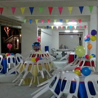 Specailist Event Setup & Rental Chair , Table & Skirting  With Others Equipment Too For All Event.
