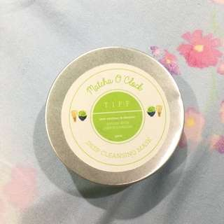 Tiff Body Matcha O'Clock Mask