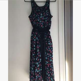 City Chic sml (16/18) floral dress