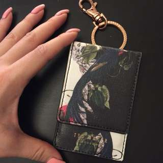 Ted Baker card holder/keychain