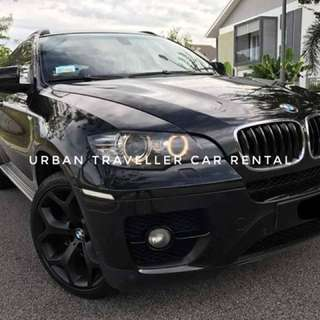 BMW X6 For rent !!! Promotion !!!
